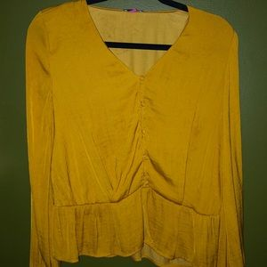 Silk Blouse, perfect for the fall